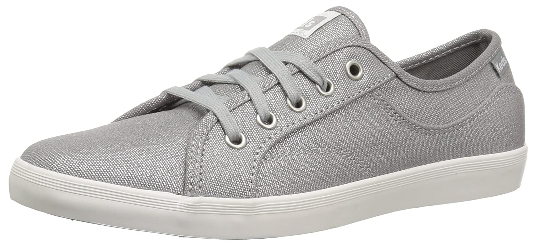 Keds Women's Coursa Metallic Sneaker B073NTCSY7 9.5 B(M) US|Silver