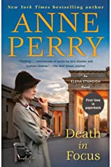 Death in Focus: An Elena Standish Novel Kindle Edition