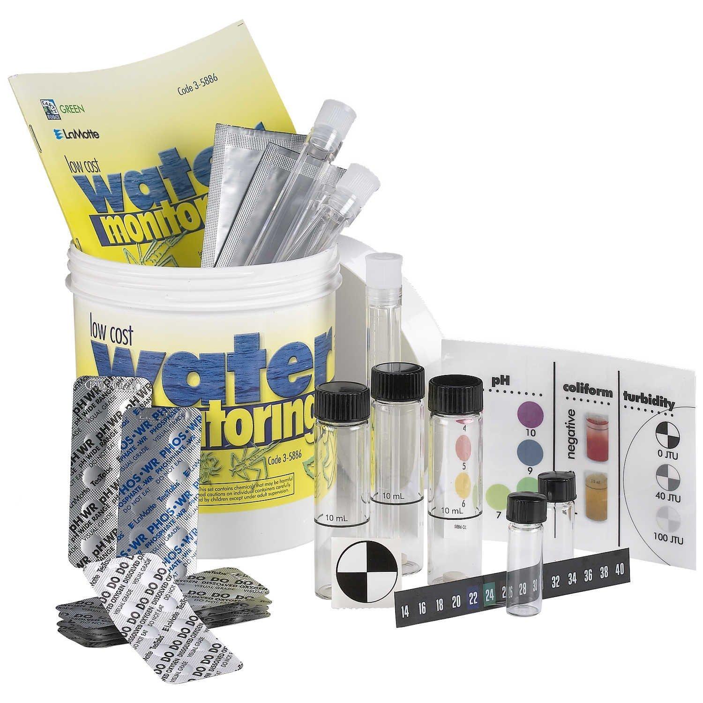 Lamotte GREEN Program Low Cost Water Monitoring Kit