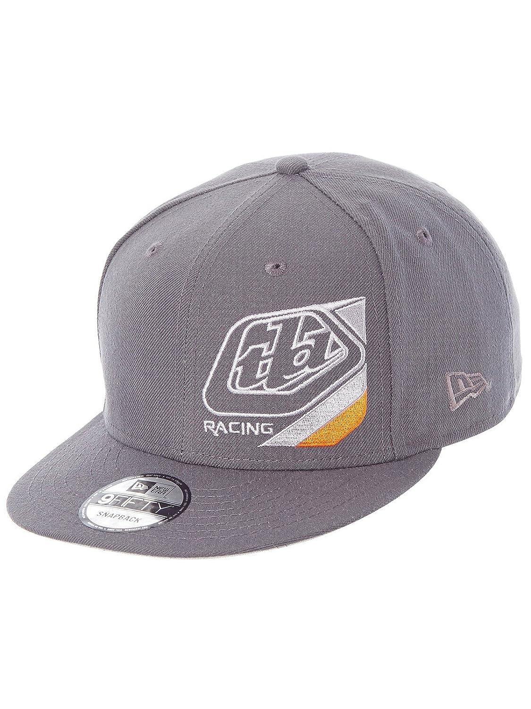 Troy Lee Designs HAT メンズ B06XKW4SL8  黒鉛 One Size