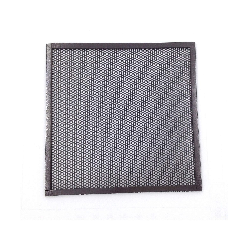 Ultra Fine Fan Filter 140mm Magnetic Frame Computer Fan Grills,Pack of 1 by DGQ