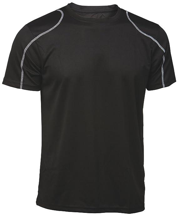 Asioka 75/09 Camiseta de Manga Corta, Unisex Adulto: Amazon.es: Deportes y aire libre