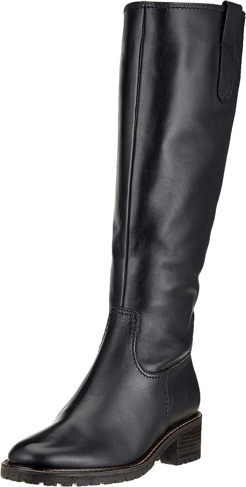 Damen Comfort Basic Hohe Stiefel