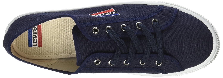 Levi's Herren Olympic Malibu Sneaker, blau:
