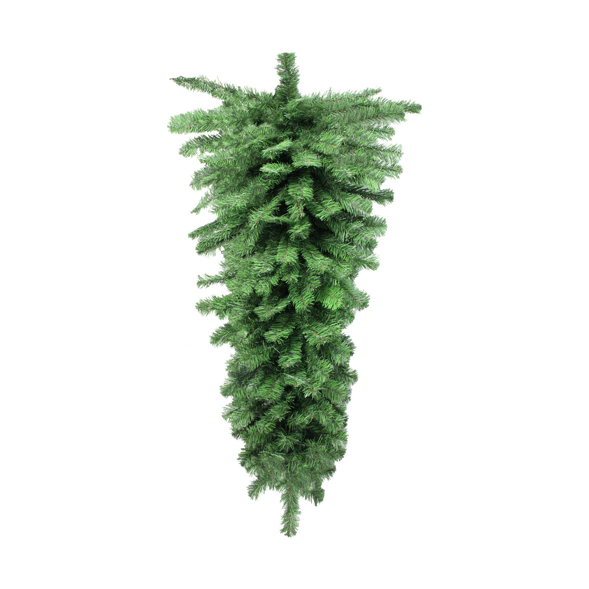 Northlight 48'' Colorado Pine Artificial Christmas Teardrop Swag - Unlit