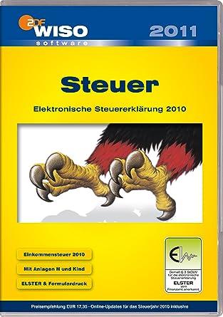 steuerprogramm 2011