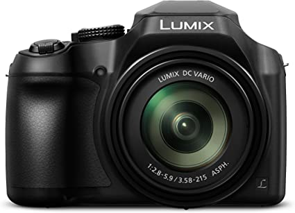 Panasonic Lumix Dc Fz82 Bridge Camera Black Camera Photo