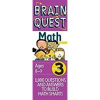 Brain Quest Grade 3 Math (Brain Quest Decks)
