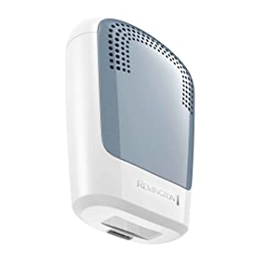Remington iLIGHT Essential At-Home HPL Hair Removal System, Permanent Results w/ 12Js per flash and 350k flashes - FDA cleared for Women & Men