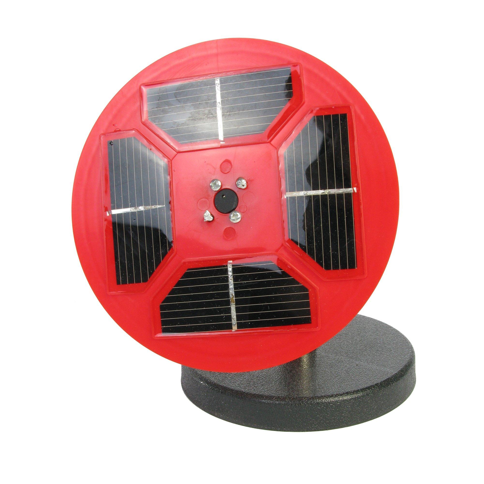 AMEP AEP718492 Solar Cell Demonstrator, Red/Black