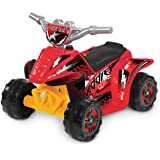Kid Motorz Kiddie Quad Red 6V Ride On
