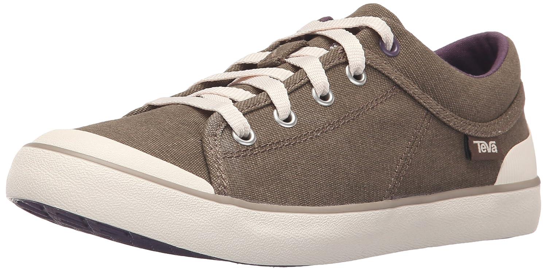 Teva Damen W Freewheel Washed Canvas Schuhe, 37 B(M) EU, Natürlich
