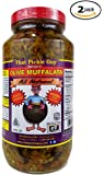 2 Pack That Pickle Guy Spicy All Natural New Orleans Style Olive Muffalata (2...