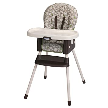 Amazoncom Graco Simpleswitch Portable High Chair And Booster