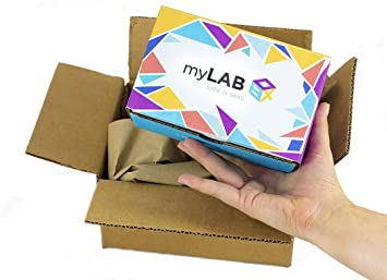 At Home STD Test for MEN by myLAB Box. 8 Panel Test - HSV-