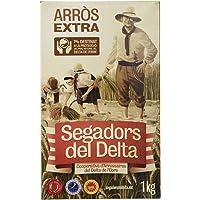 Segadoras del Delta Arróz Extra - 1000 gr