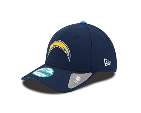 New Era Men s the League 9Forty San Diego Chargers Offical Team Colour  Baseball Cap 3aadeb0ba