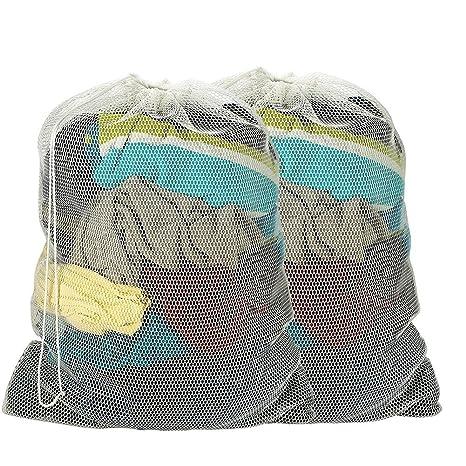 Aipark - Lote de 2 bolsas de la colada de gran capacidad ...