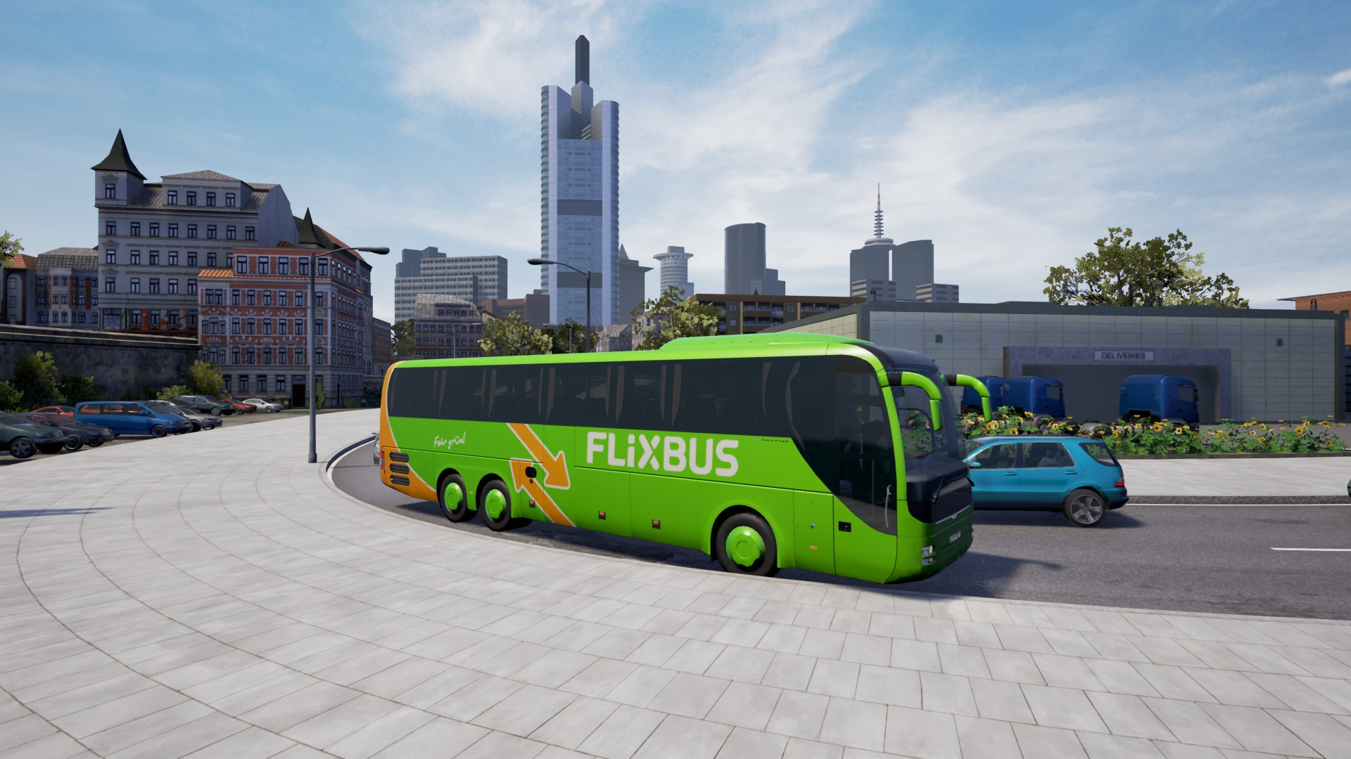 Fernbus Coach Simulator [PC Code - Steam]: Amazon.co.uk: PC & Video ...
