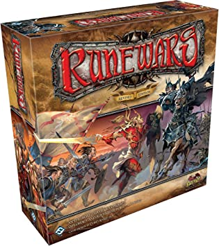 Fantasy Flight Games Reinos de Terrinoth - Runewars Edición ...