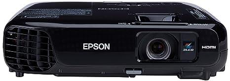Amazon.com: Epson POWERLITE S18+ 3000 LUMENS 800X600 SVGA ...