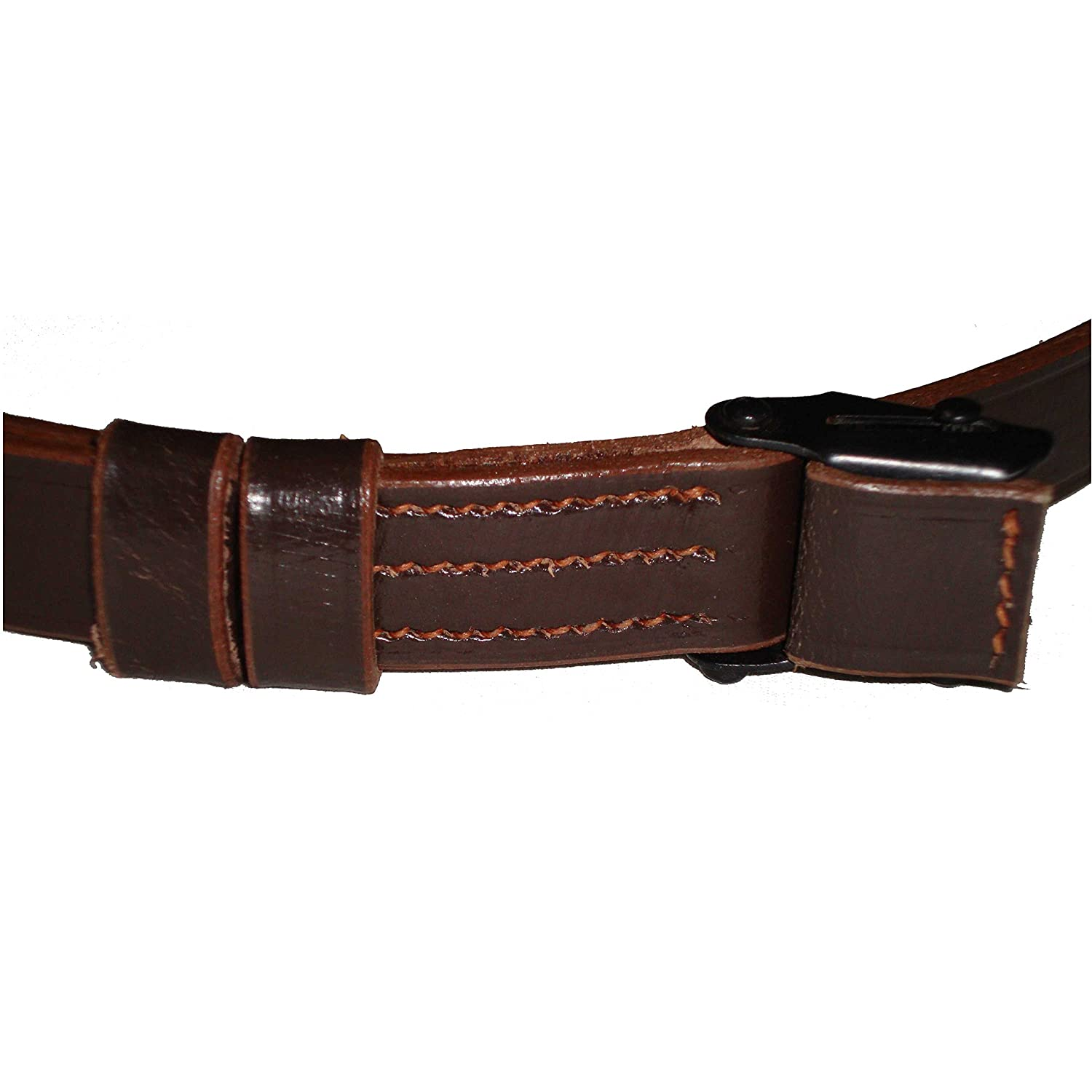 WWII German Army Heer Waffen K98 98K Leather Rifle Carry Sling Reproduction