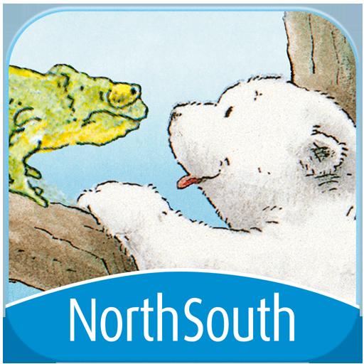 Little Polar Bear, by Hans de Beer (Interactive Whale Book)