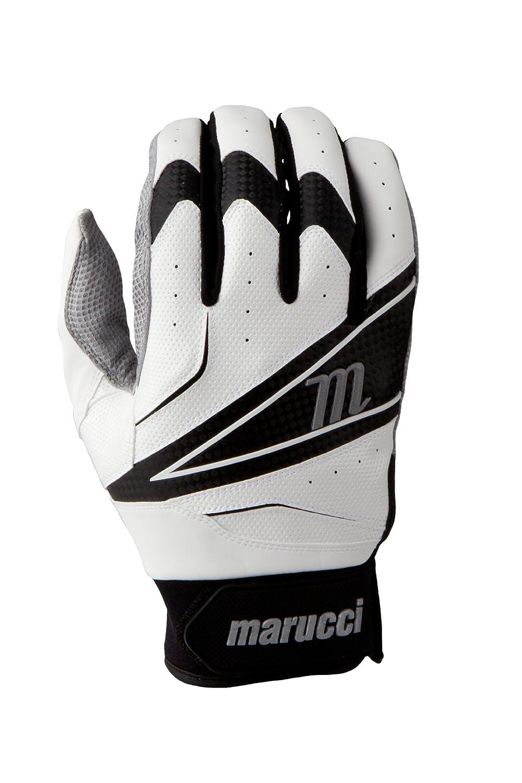 Marucci 2014 ELITE Batting Gloves B00EGH5RUG Medium|ホワイト ホワイト Medium