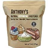 Anthony's Erythritol Granules, 5 lb, Non GMO, Natural Sweetener, Keto & Paleo Friendly