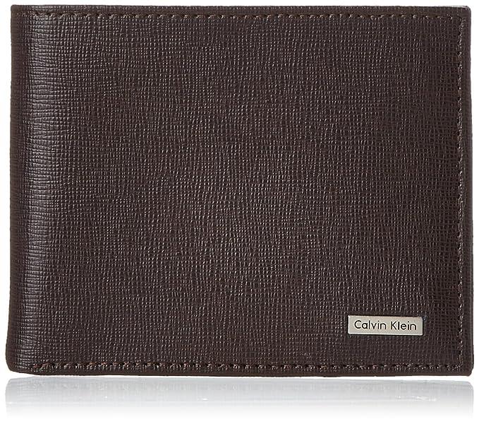 Amazon.com: Calvin Klein Calvin Klein - Cartera para hombre ...