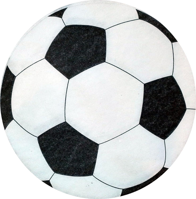 Servilletas (2 Juegos / 40 uds) 3 capas Balones Futbol (redondos): Amazon.es: Salud y cuidado personal