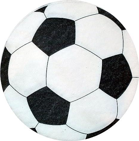 Servilletas (2 Juegos / 40 uds) 3 capas Balones Futbol (redondos ...