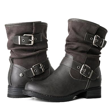 42dfa05a266 Amazon.com | GLOBALWIN Women's 17YY12 Fashion Boots | Ankle & Bootie