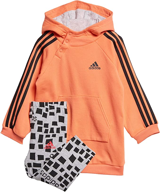 adidas I G HD Dre Set Chándal, Bebé-Niños: Amazon.es: Deportes y ...