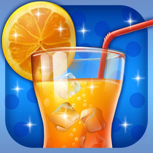 Drink Maker - Cola Soda Juice Cooking games (Bartender Game Best Drink)
