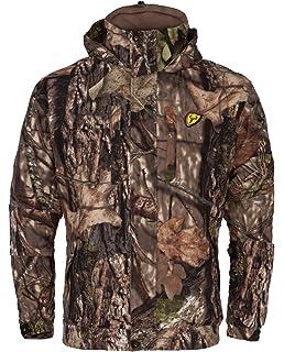 e08efa6667168 Amazon.com: Scent Blocker Alpha Jacket with Windbrake: Sports & Outdoors