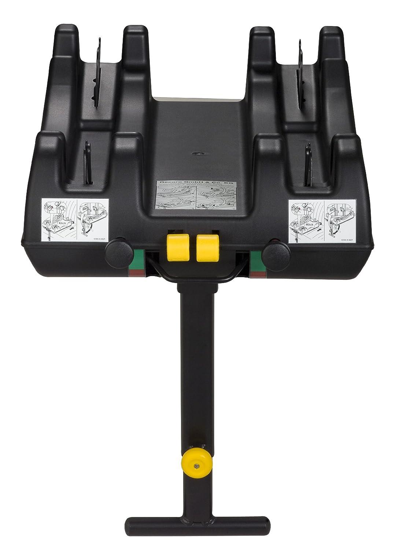 Recaro 500000066 - Base Isofix para sillas auto (Grupo 0+/1, color negro) 5000.000.66