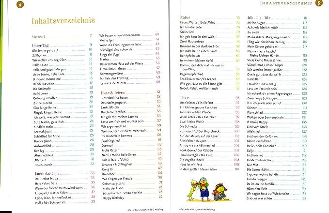 Alle Lieder Sind Schon Da Das Kinderliederbuch Der Carusos