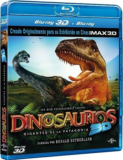 Dinosaurios De La Patagonia [Blu-ray]: Amazon.es: Donald ...