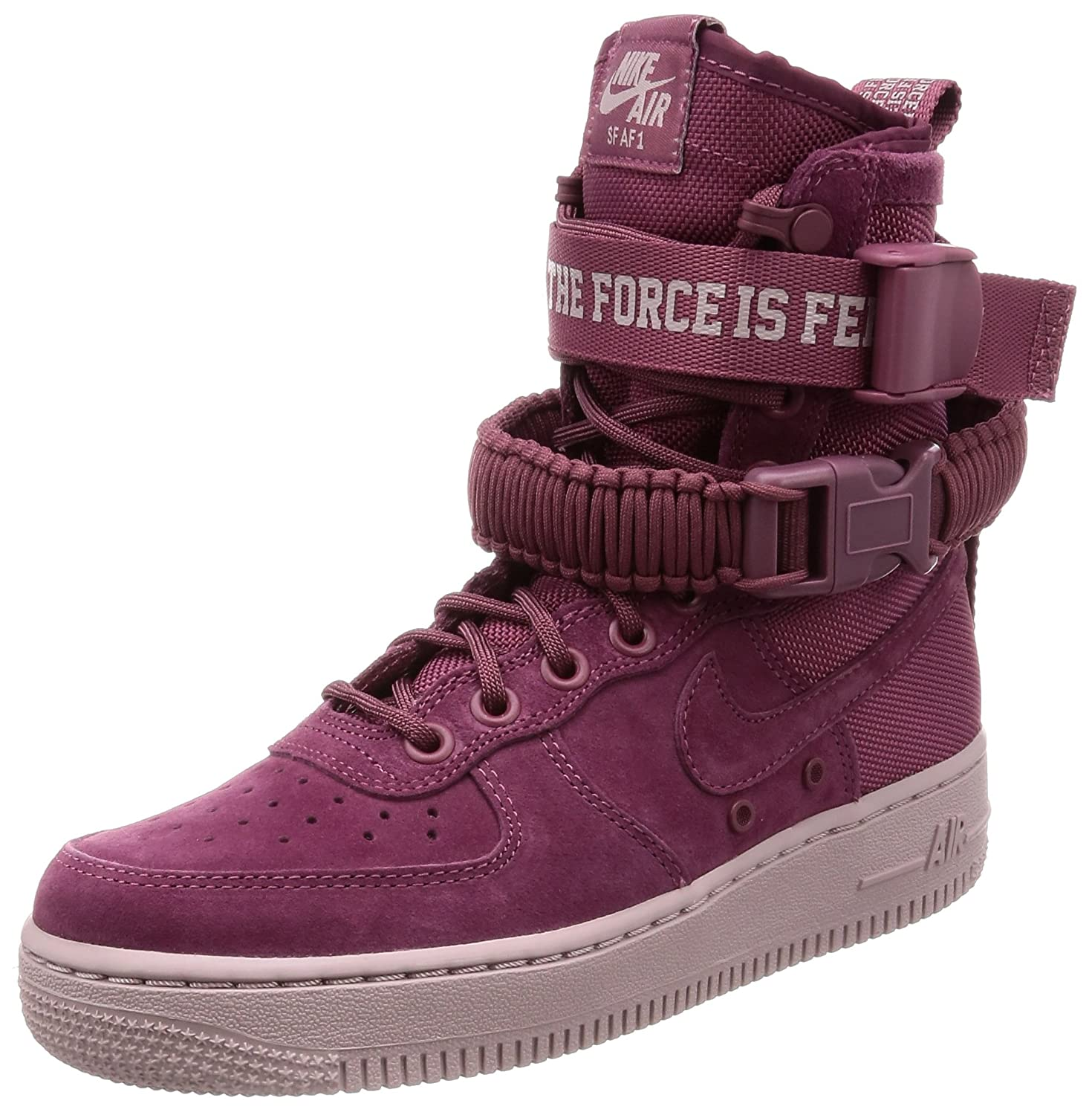 various colors 76071 fc6cc Nike Sf Air Force 1 Womens Casual Boot