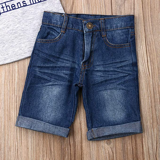 Girls Summer cotton Short Sleeve T-Shirt and Leggings set Bonjour Age 5-8 year