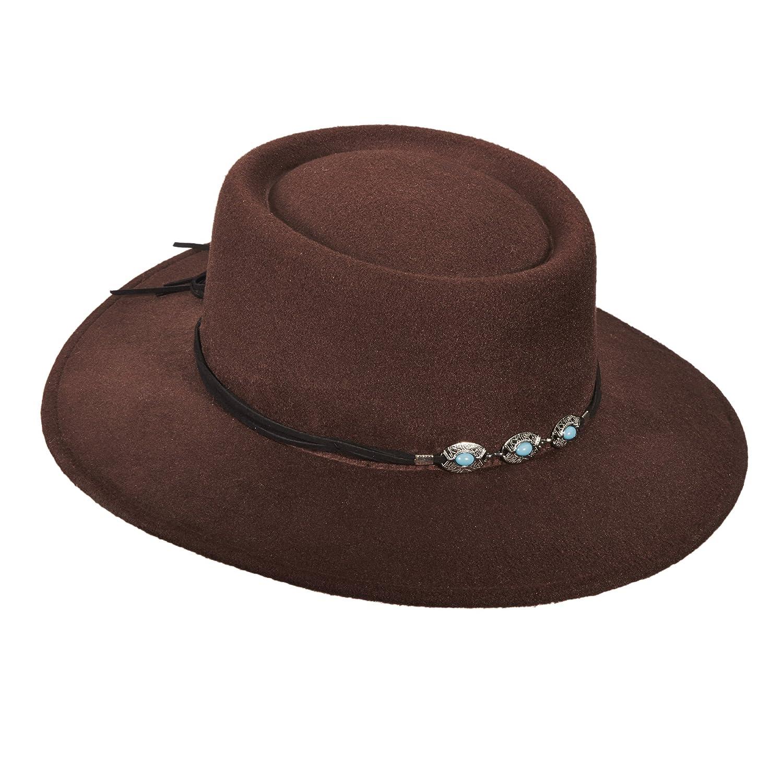 Scala ULTRAFELT Gambler HAT