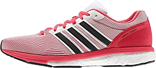 Chaussures Adidas Running Femme adizero Boston 5 TSF Rouge
