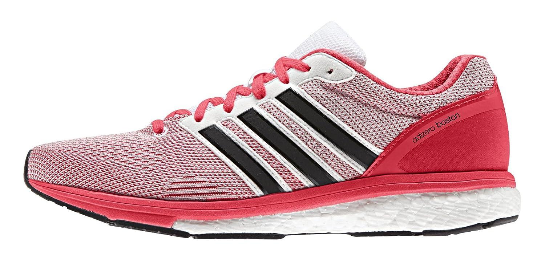 adidas Damen Adizero Boston Boost 5 Tsf Laufschuhe Rot
