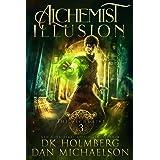 Alchemist Illusion (The Alchemist Book 3)