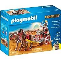 "Playmobil 5391 ""History Roman Chariot"" Playset"
