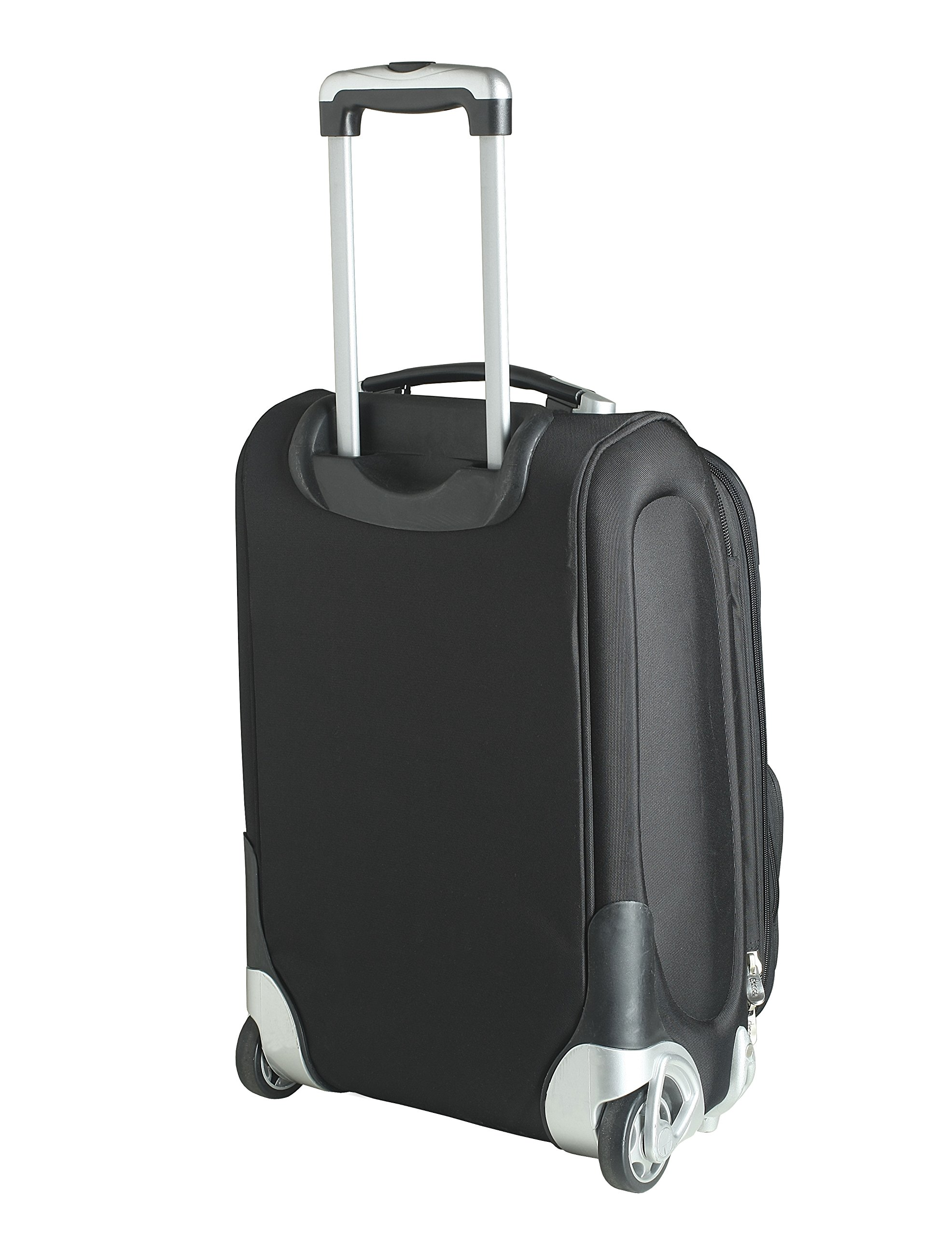 NFL Dallas Cowboys 21-inch Carry-On Luggage by Denco (Image #3)