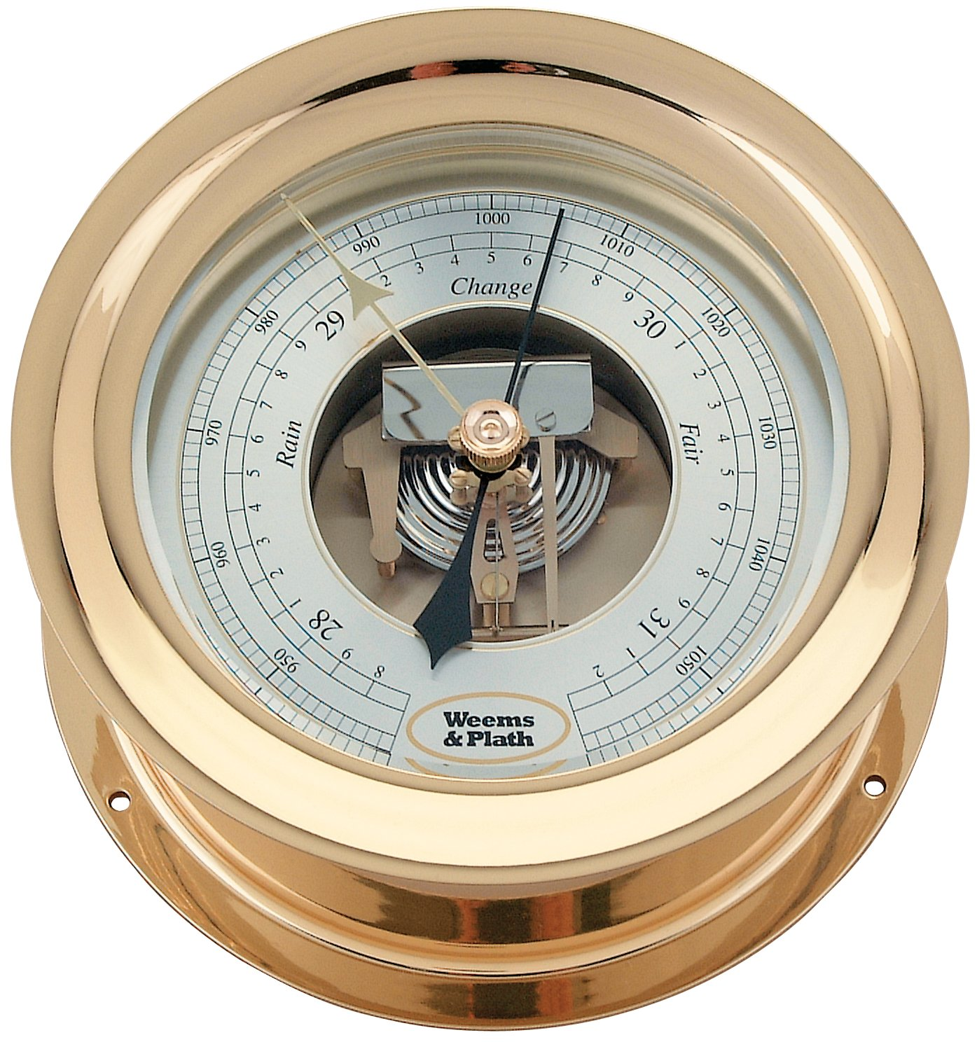 Weems & Plath Anniversary Collection Barometer