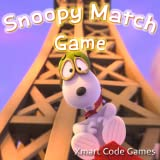Snoopy Match Game