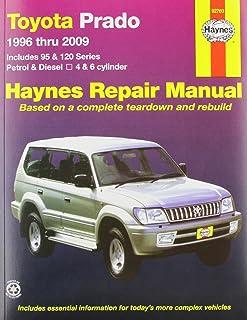 toyota prado 96 02 owners handbook amazon co uk 9781869760465 books rh amazon co uk toyota prado owner manual pdf toyota prado 150 owners manual pdf